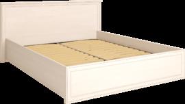 Кровать двуспальная 1600 мм с ортопедическим основанием Венеция 5 бодега