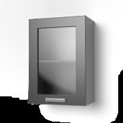 Навесной шкаф 500 со стеклом 5ВС танго