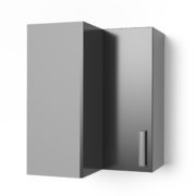 Угловой шкаф под сушку 550х550 угол прямой УСП танго